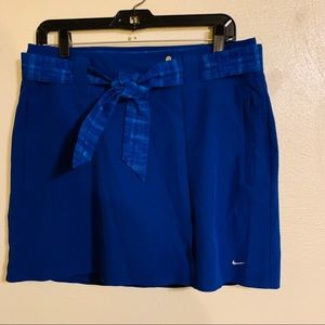 Nike Golf Shorts & Skirt Set Size 6